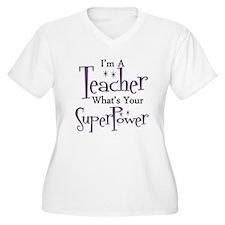 super teacher Plus Size T-Shirt