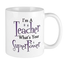 super teacher Mugs