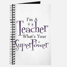 Super Teacher Journal