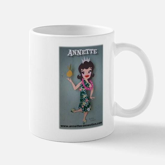 Pineapple Princess Annette Mug