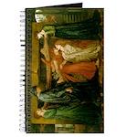 Dantes Dream by Dante Gabriel Rossetti Journal
