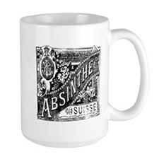 Old Absinthe logo Mug