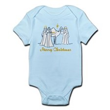 Merry Wise Men Infant Bodysuit