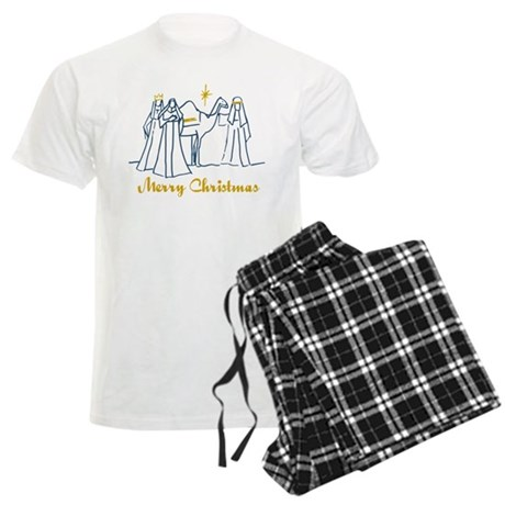Merry Wise Men Men's Light Pajamas