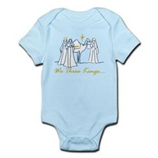 We Three Kings Infant Bodysuit