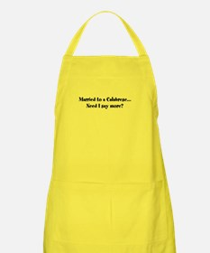 Married to a Calabrese Apron