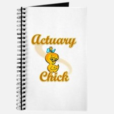 Actuary Chick #2 Journal