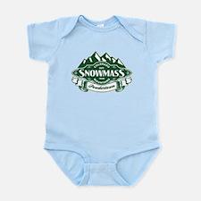 Snowmass Mountain Emblem Infant Bodysuit