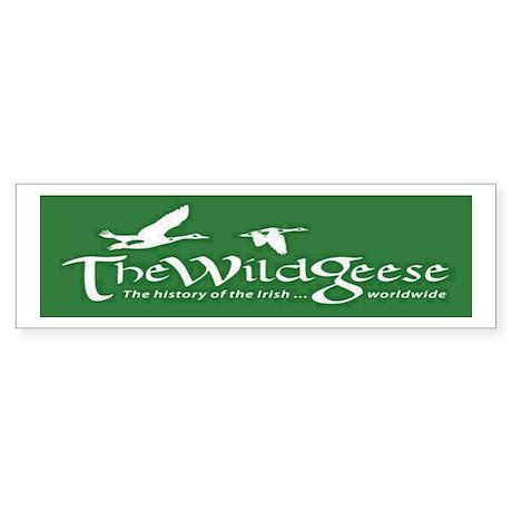 The Wild Geese Sticker (Bumper)