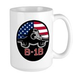 B 1b Large Mugs (15 oz)