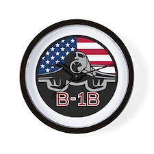 B-1B Lancer Wall Clock