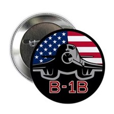 "B-1B Lancer 2.25"" Button"