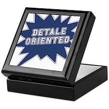 Detale Oriented Keepsake Box