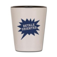 Detale Oriented Shot Glass
