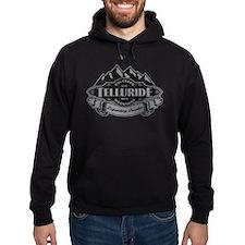 Telluride Mountain Emblem Hoodie