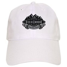 Telluride Mountain Emblem Baseball Cap