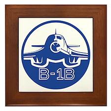 B-1B Lancer Framed Tile