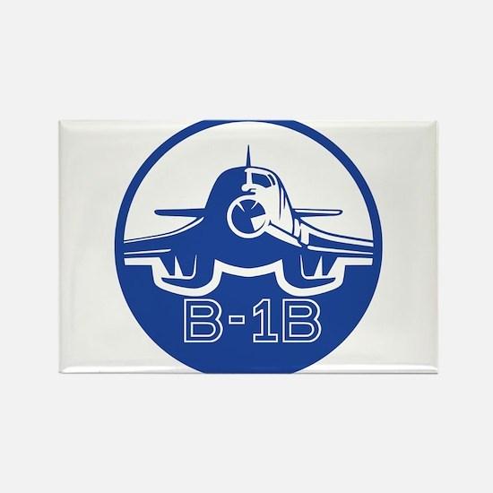 B-1B Lancer Rectangle Magnet