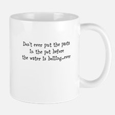 How To Boil Pasta Mug