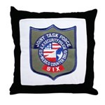 Joint Task Force 6 Throw Pillow