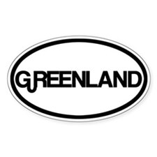 Greenland Decal