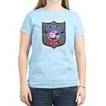Joint Task Force 6 Women's Pink T-Shirt