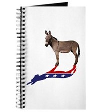 Dem Donkey Shadow Journal