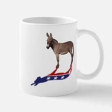 Dem Donkey Shadow Mug