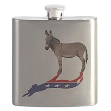 Dem Donkey Shadow Flask