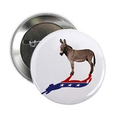 """Dem Donkey Shadow 2.25"""" Button"""
