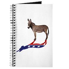 Dem Donkey Shadow Journal