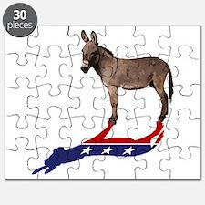 Dem Donkey Shadow Puzzle