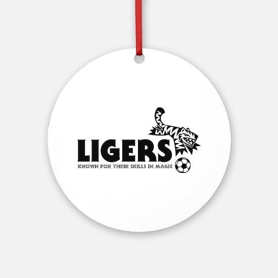Ligers Ornament (Round)