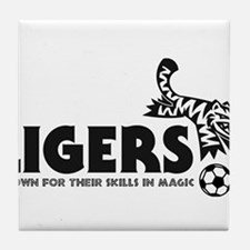 Ligers Tile Coaster