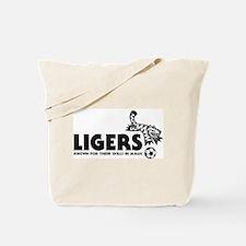 Ligers Tote Bag