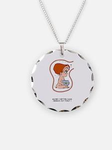 EGGBERT Herman First Redhead Necklace