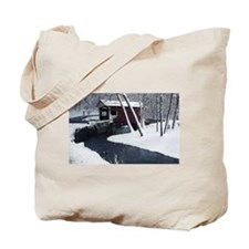Henry Covered Bridge Tote Bag