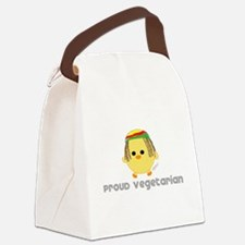 proudrastaveggie.png Canvas Lunch Bag