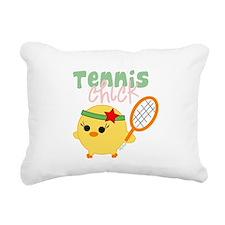 athlete Rectangular Canvas Pillow