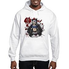 Kayou Adult Bloody Hoodie