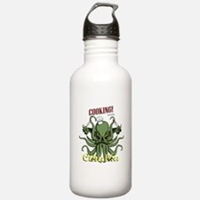 Cooking with Cthulhu Water Bottle