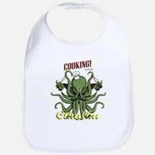 Cooking with Cthulhu Bib