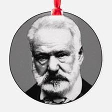 Victor Hugo Ornament