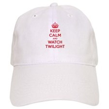Keep calm and watch twilight Cap