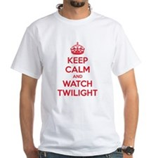Keep calm and watch twilight Shirt