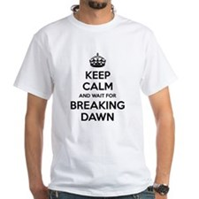 Keep calm and wait for breaking dawn Shirt