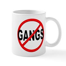 Anti / No Gangs Mug