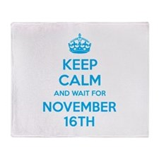 Keep calm and wait for november 16th Stadium Blan
