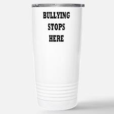 Bullying Stops Here Travel Mug