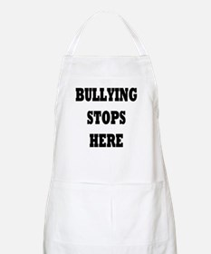 Bullying Stops Here Apron